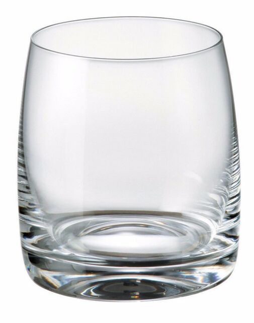 IDEAL-0-290 ml-6 VASOS WHISKY-BOHEMIA